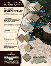Swimming Pool Pavers