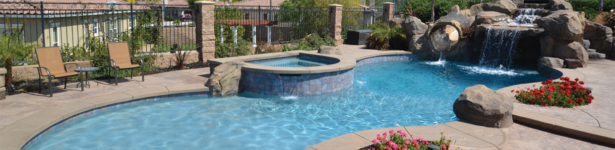 Swimming Pool Remodel