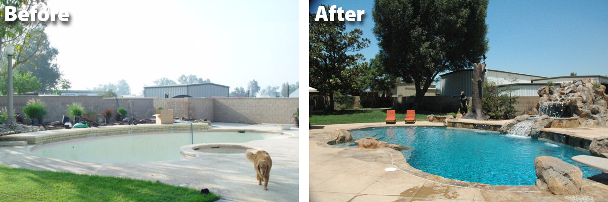 Swimming Pool Remodeling Upgrades