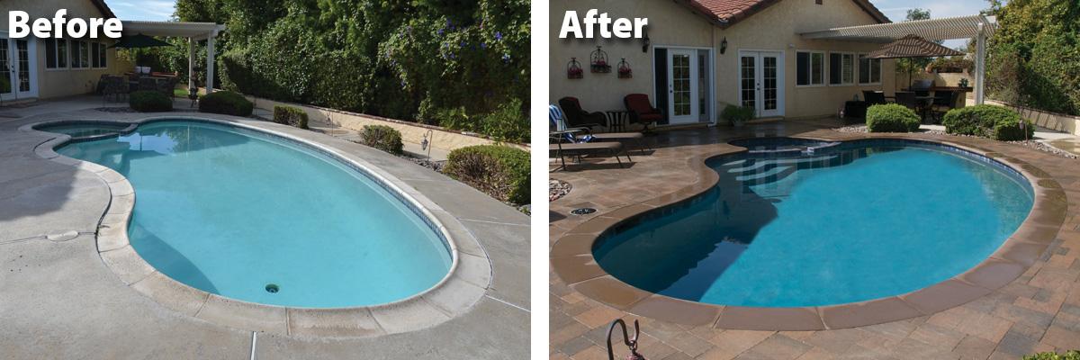 Swimming Pool Remodeling Replaster