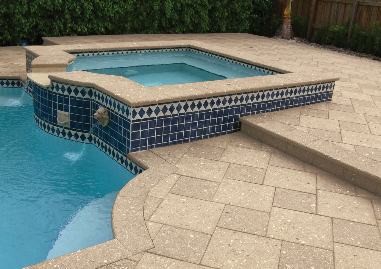 Swimming Pool Coping : Ultimate pool remodeling swimming coping gallery