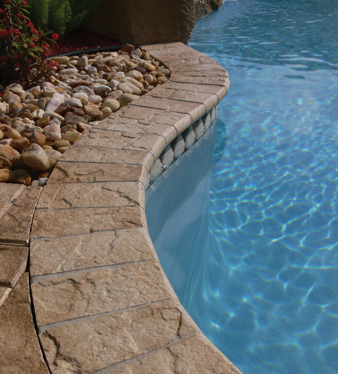 Ultimate pool remodeling swimming pool coping gallery for In ground pool coping ideas