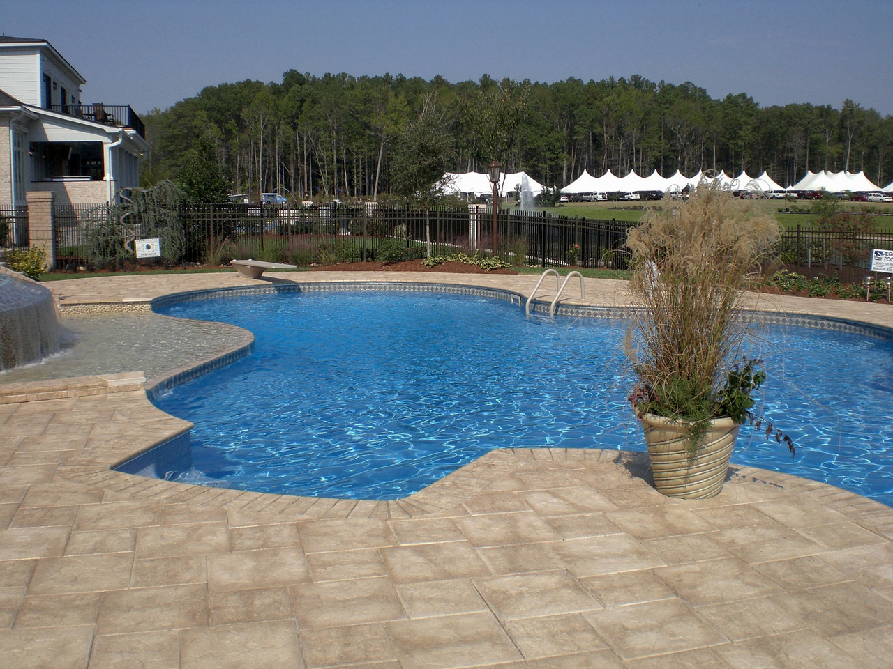 Ultimate pool remodeling swimming pool pavers gallery for Swimming pool remodel