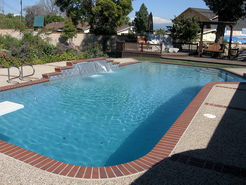 Ultimate pool remodeling swimming pool tile gallery for Swimming pool remodel