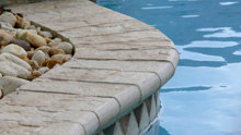 Swimming Pool Coping Service